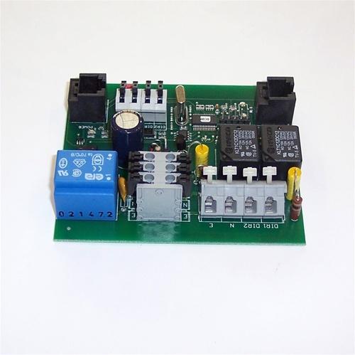 Somfy Multi Link 120 Volt Ac Snap Track Interface 1822184