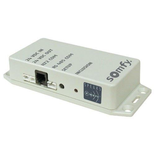Somfy z wave to ilt interface 1870171 for Z wave motorized blinds