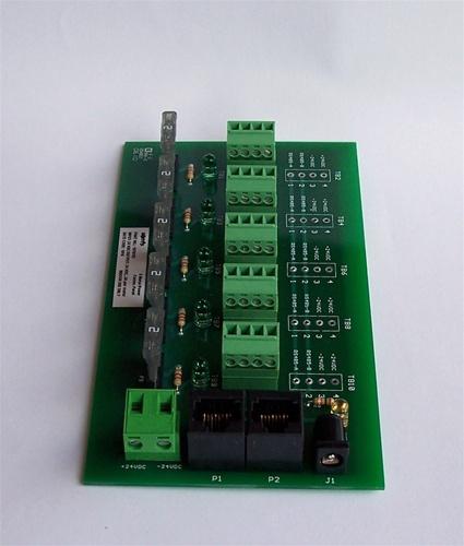 Power Control Distribution Panel 5 Motors 1870193