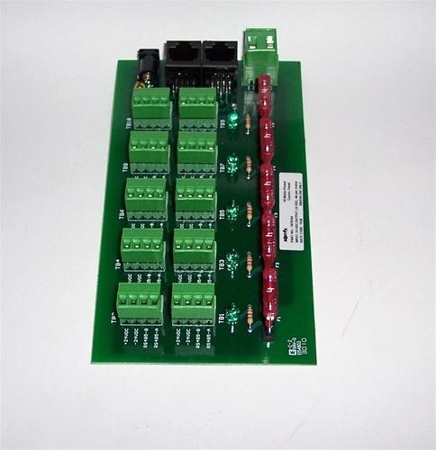 Somfy Power Control Distribution Panel 10 Motors 1870194