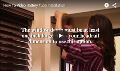 Somfy Battery Wand Installation