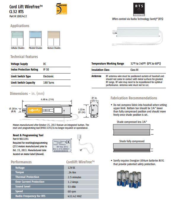 Somfy Battery Motor Programming   motorwallpapers.org on