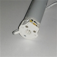 Roll Up Wired R28 WT 24v DC Motor 1002834 (Star Mount)