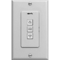 Somfy DCT Wall Switch Ivory 1800220 | Florida Automated Shade