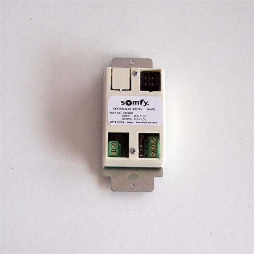 Centralis Dc Switch W Tilting Control Automation