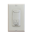 Somfy RTS DecoFlex 1 Channel Ivory 1810898 | Florida Automated Shade