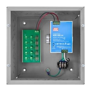 Somfy Power Distribution Enclosure 10 Motors 1870192