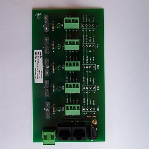 Somfy 12 24v Dc Power Distribution Panel 5 Motors 1870193