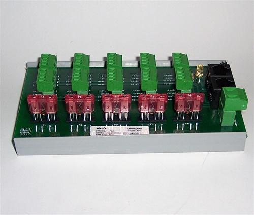 12/24v DC Power Distribution Panel 10 Motors 1870194