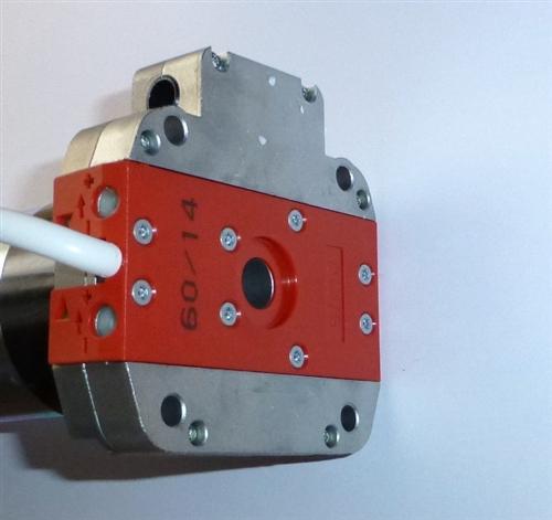 Simu T5 525 Hz Dmi 25 Nm 18 Rpm 120v Motor 2004672 Blind