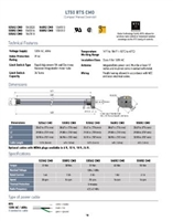 Somfy  500 Series LT50 Databook PDF | Florida Automated Shade