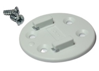 RollEase Sonesse 30 Motor Bracket Adapter Plate (White) 9016378 | Florida Automated Shade 866.518.1909