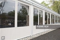 Fenetex Clear Weather  Screens | Florida Automated Shade