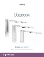 Somfy Glydea DataBook PDF Series | Florida Automated Shade