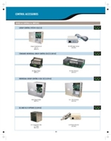 Somfy 600 Series  LT60  Wired AC Controls & Switches Control Accessories Databook PDF P11 | Florida Automated Shade |