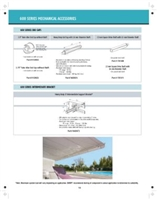 Somfy LT60 RTS Control Accessories Databook PDF P12 | Florida Automated Shade |