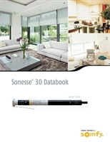 Somfy Sonesse ST30 DataBook PDF Series | Florida Automated Shade