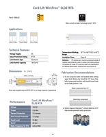 Somfy Wirefree DataBook PDF Series P4-5 | CL32 RTS 12v motor 1002422 | Florida Automated Shade