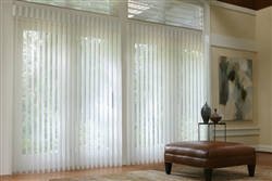Vertical Sheer Shades |  Florida Automated Shade | FAS Blinds